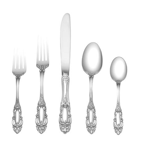 $8,100.00 66 Piece Set, Place Size. Service for 12