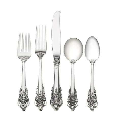 $10,200.00 66 Piece Set, Dinner Size with Cream Soup Spoon. Service for 12