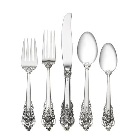 $8,500.00 66 Piece Set, Dinner Size with Dessert Spoon. Service for 12