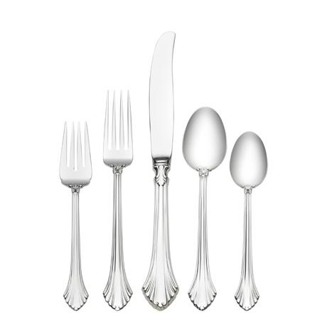 $5,400.00 46 Piece Set, Dinner Size. Service for 8
