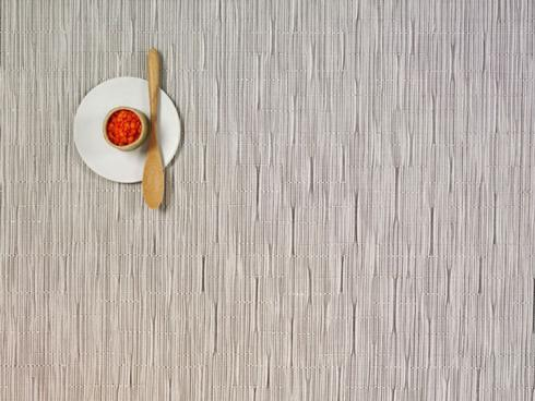 $14.50 Bamboo Placemat (rectangular) in Chalk