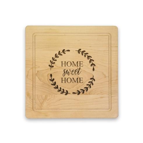 "$95.00 12"" Square Board/No Handles"