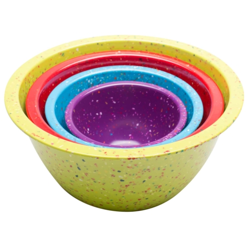 $45.00 Nesting Bowls Lime