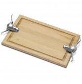 $100.00 Steer Carving Board