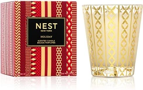 $43.00 Holiday 8oz candle
