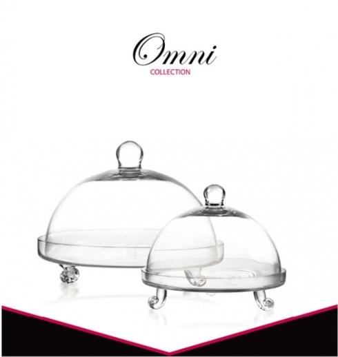 $65.00 Glass Cake Dome