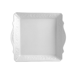 Bernardaud   Square Handle Tray $165.00