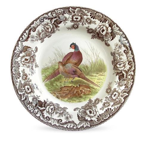 Spode   Woodland Dinner Plate, Pheasant $46.25