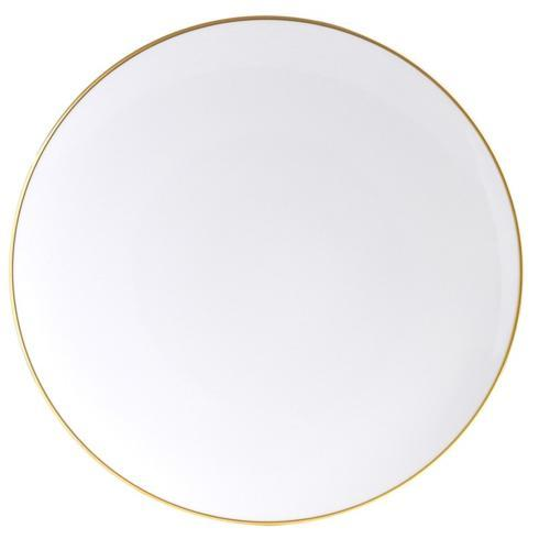 Bernardaud  Palmyre Coupe Dinner Plate 10.6
