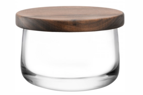 $42.00 Bowl and Walnut Lid