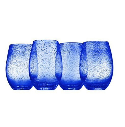 Iris Stemless Glass - Cobalt collection with 1 products