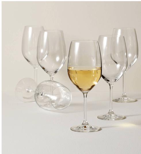 Lenox  Tuscany Classics Tuscany Classics White Wine Glass Set/6 $72.00