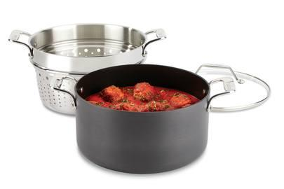 $160.00 Essentials Nonstick 7qt Multi-Pot