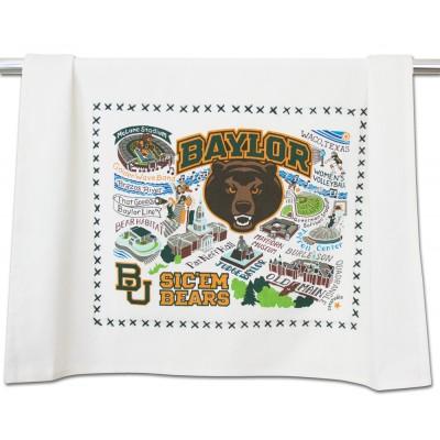 catstudio  Baylor University Baylor University Dish Towel $21.00