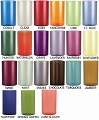 20oz Tumblers Set/8 Multicolor collection with 1 products