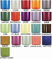 11oz Tumblers Set/8 Green collection with 1 products