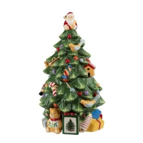 $200.00 Christmas Tree cookie jar