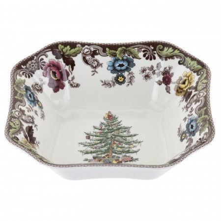 Christmas Tree Grove-Square Bowl collection with 1 products