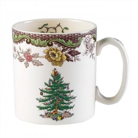 Christmas Tree Grove-Mug 9oz collection with 1 products