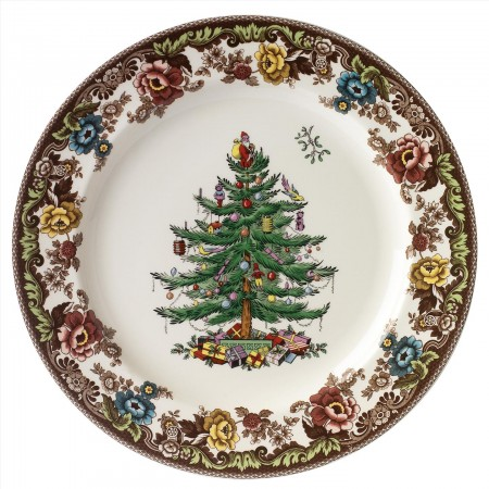 Christmas Tree Grove-Salad Plate collection with 1 products