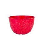 $5.75 Small red bowl