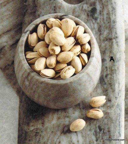 $120.00 Nut bowls S/3