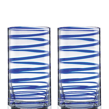 Charlotte Street 2-pc Highball Glasses