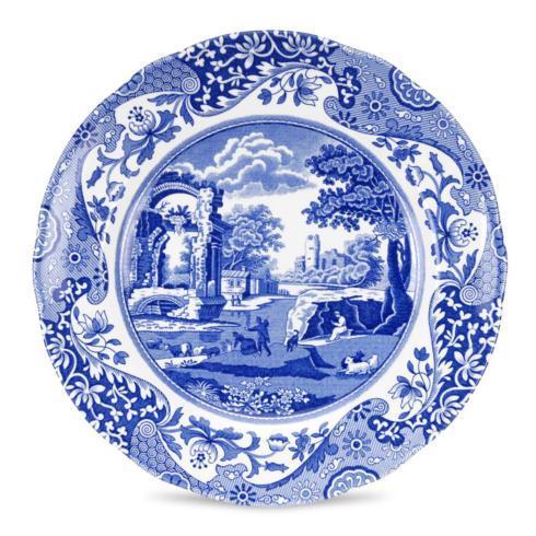 Spode   Blue Italian Salad Plate $26.00