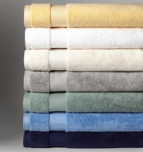 $66.00 Bello Bath Towel, White