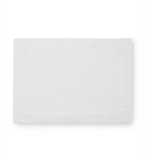 $57.00 Festival Placemats Set/4, White