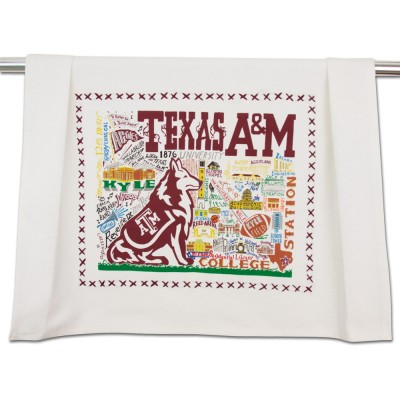 catstudio  Texas A&M University Texas A&M University Dish Towel $21.00