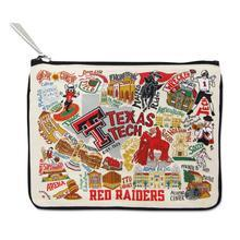 Texas Tech Zip Pouch collection with 1 products
