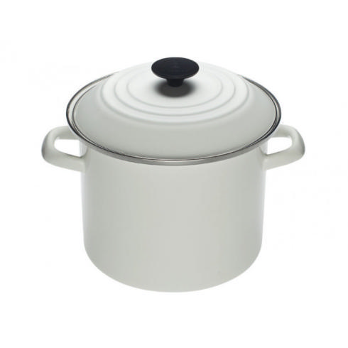 8qt Stockpot, White collection with 1 products