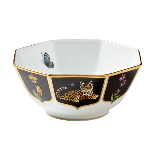$184.00 Medium Octagonal Bowl