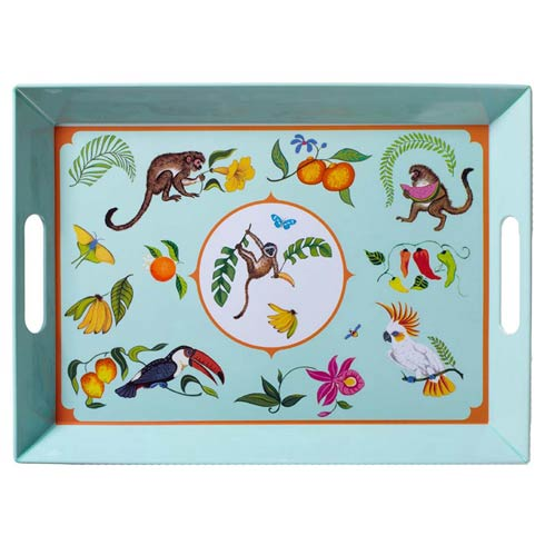 Melamine Trays collection with 5 products