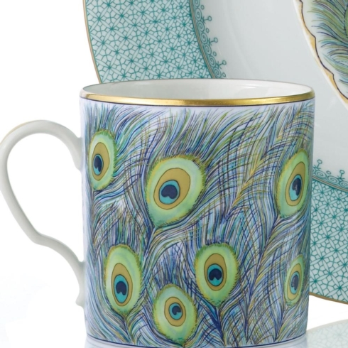 PEACOCK MUG collection with 1 products