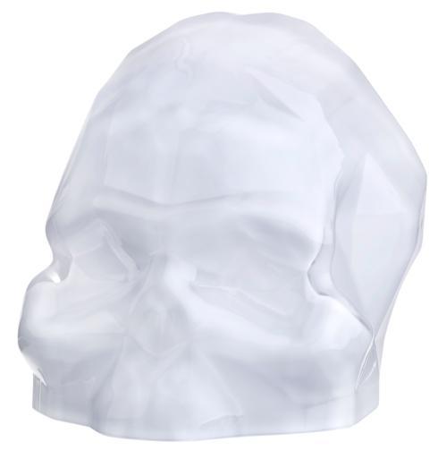 $495.00 Memento Mori Faceted Skull Objet