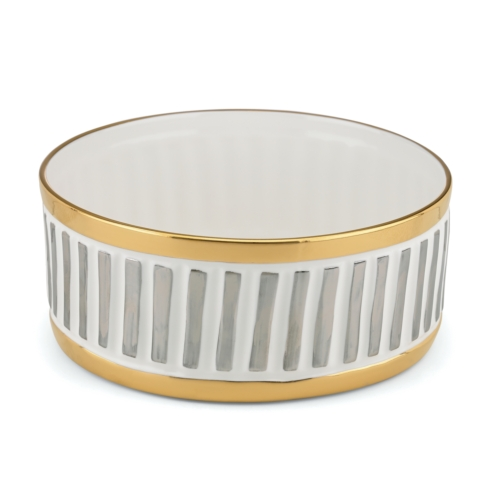 LaRochelle Gold and Platinum Med Bowl collection with 1 products