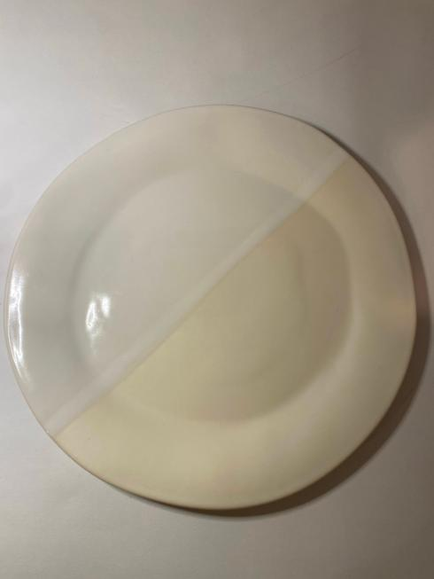 Alex Marshall   CLASSIC TWO TONE DINNER PLATE $58.00