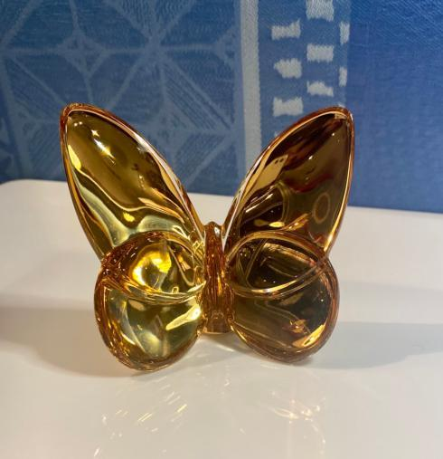 $175.00 GOLD BUTTERFLY