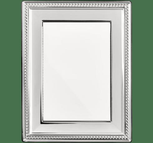 Christofle   PERLES 5 X 7 FRAME $380.00