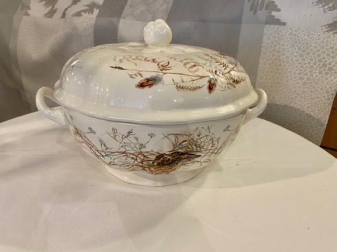 $200.00 GIEN SOLOGNE COVERED TUREEN