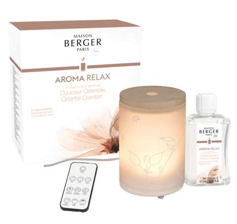$90.00 MIST DIFFUSER AROMA RELAX