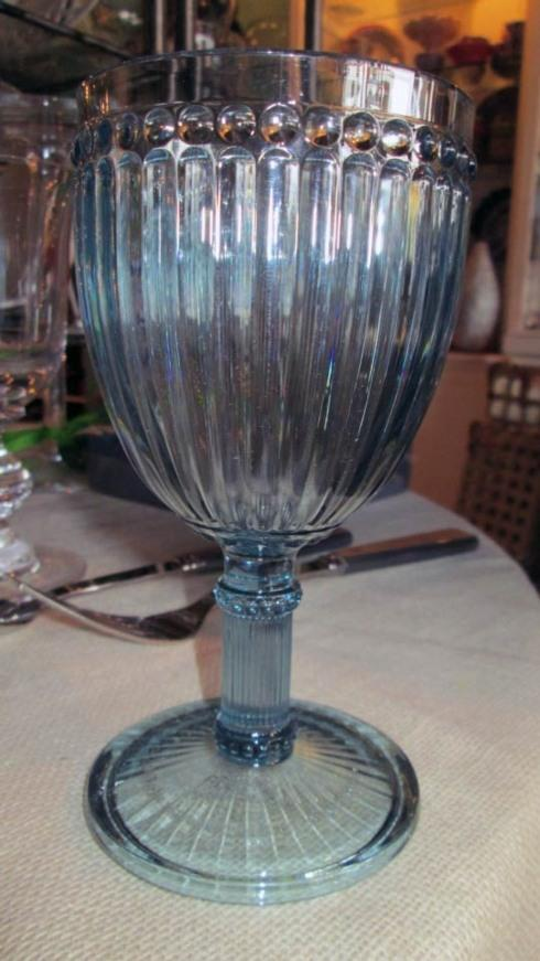 POLYCARBONATE TEAL WINE GLASS collection with 1 products