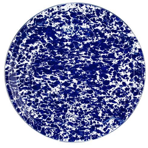 COBALT SWIRL XL TRAY/PLATTER collection with 1 products