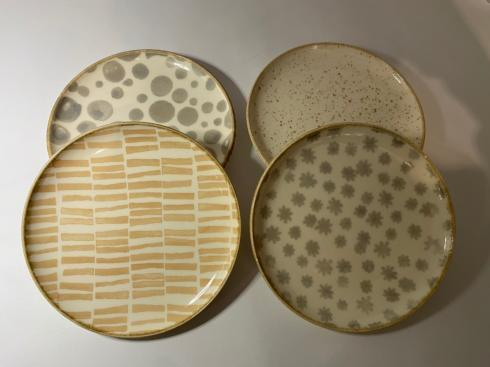 Simple Elegance Exclusives   ASSORTED CANAPE SET OF 4 $60.00