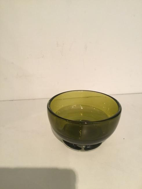 $30.00 WILLIAM YEOWARD SMALL GREEN BOWL