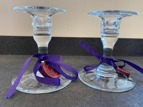 CHRYSTAL CANDLESTICK collection with 1 products