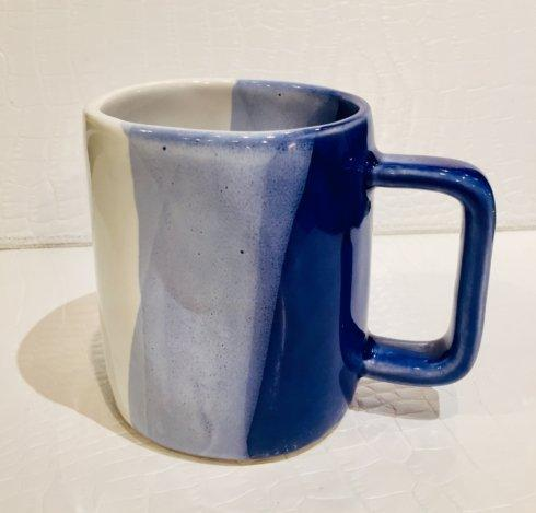 $36.00 MUG - BLUE/WHITE