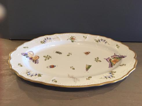 ANNA WEATHERLY - SPRINGIN BUDAPEST OVAL PLATTER collection with 1 products